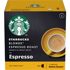 STARBUCKS BLONDE ESPR.ROAST KAPSLE 12KS