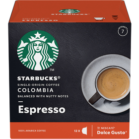 STARBUCKS MEDIUM ESPR.COLOMBIA KAPS